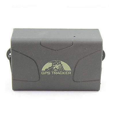 Waterproof  Vehicle Car Real Time GPS/GSM/GPRS Tracker Long Standby Time TK104