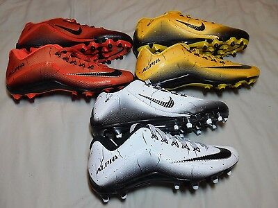 on sale ab08c 2a165 Nike 719925 Alpha Pro 2 Low TD Men s Football Cleat Size Brand New - MORE  COLORS