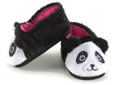 "Panda Bear Slipper Shoes made for 18""American Girl Dolls Accessories"