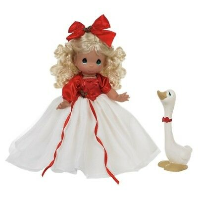 'A Joyful Season', Blonde Haired Precious Moments 12 Inch Doll, New In Box, 4694