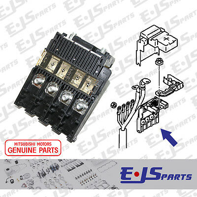 Genuine Fusible Fuse Link Assy for Mitsubishi Colt, Grandis 2004 - 2012