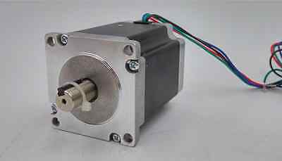 Nema23 Stepper Motor L56mm 3A 4-Wire 6.35mm Shaft CNC Milling 3D Printer Plasma