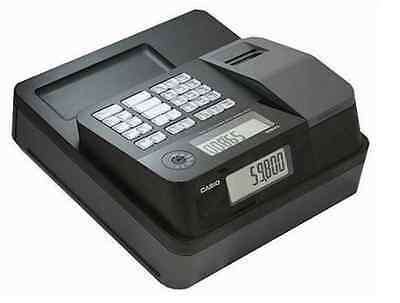 Casio One-Sheet Thermal Print Cash Register, New, Printing, PCR-T273, Clerks