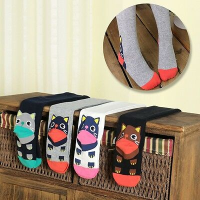 New Baby Girls Knitted Socks Cotton Pantyhose Kids Comfy Dance Stockings Tights