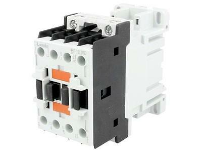 BF0901D220 Contactor3-pole Auxiliary contacts NC 220VDC 9A NO x3 DIN