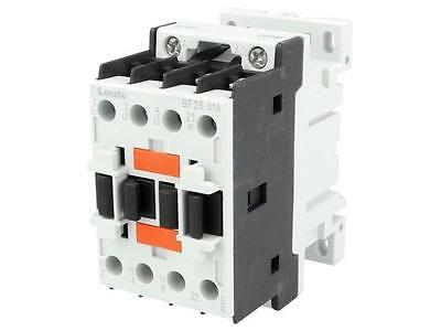 BF2501A230 Contactor3-pole Auxiliary contacts NC 230VAC 25A NO x3 DIN