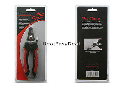 NEW Stainless Steel Dog Pet Nail Clippers BEST QUALITY