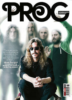 PROG #61 December 2015 OPETH Rush STEVEN WILSON Gazpacho JOHN HACKETT @New@