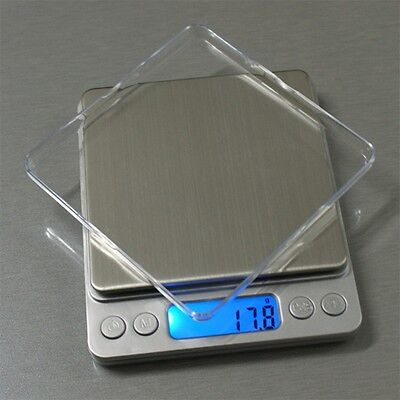 I2000 LCD Digital Electronic Jewelry Diamond Scale Precision Balance Weight GT
