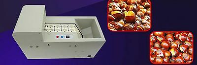 Brand New Double Chain type Electric Chestnut Shell auto opening machine