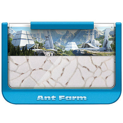 NEW 60th Anniversary Ant Farm Habitat with Travel Tubes and Watcher's Guide