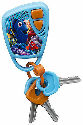 Official Disney Finding Dory Car Keys Alarm With Sounds Kids Gift Toy Xmas New