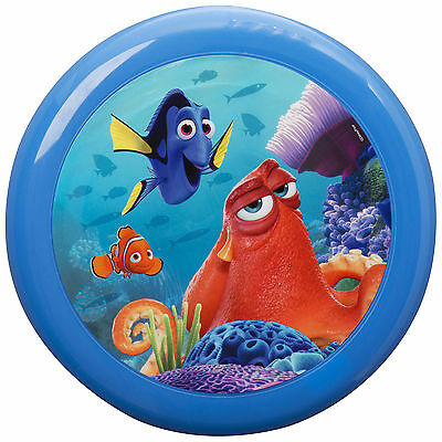 Official Disney Finding Dory Frisbee Flying Disc Kids Fun Toy Throw Outdoor New