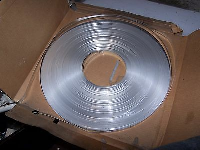 """New Gerrard 305Alr900 Aluminum Strapping 1/2"""" Band 900' Coil"""