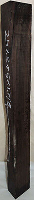 Macassar Ebony Timber Hardwood 24x3x2 Guitar Necks Fingerboards Pool Cues Timber