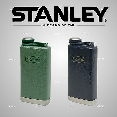 Stanley Adventure Stainless Steel Pocket Flask 236ml