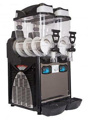 Cofrimell Italian Double Bowl Slush Drinks Machine £923.29 +vat  + free poster