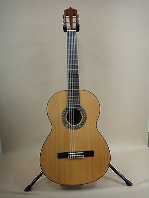 """NOW 20% OFF! """"Pro""""student   SOLID Spruce Top Classical Guitar+Gig Bag"""
