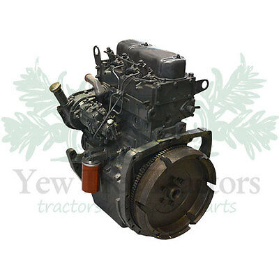 Massey Ferguson 135 145 230 240 Long Engine AD3.152 with injection pump