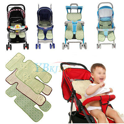 Baby Stroller Pram Pushchair Carriage Buggy Summer Cool Mat Liner Pad Cushion