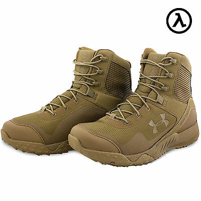 Under Armour Ua Valsetz Rts Tactical Boots 1250234 / Coyote 220 - All Sizes
