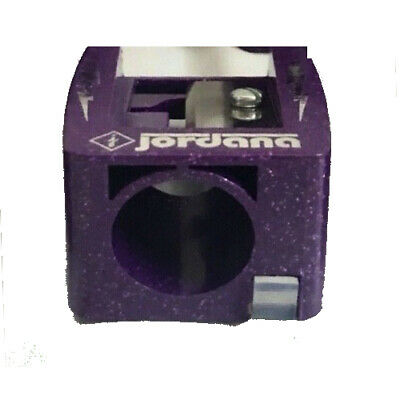 New JORDANA Purple Shimmer Jumbo Lip Eye Pencil Sharpener