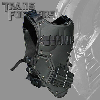 Transformers 3 Tactical Hunting Airsoft CS Game WG Cosplay Field Protective Vest