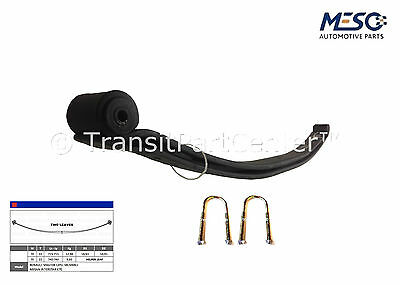 O.e. Heavy Duty Rear 2 Two Leaf Spring For Renault Master 1998-2010