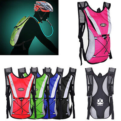HOT SALE Water Bladder Bag Rucksack Cycling Hiking Camping Backpack Camelback 2L