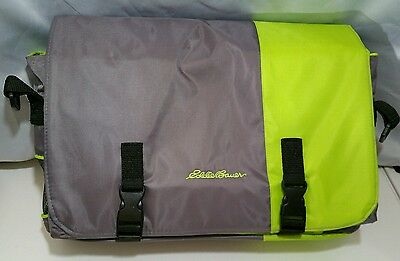 Eddie Bauer Infant Travel Bed - Black/Green - Baby Changing Station,Sleeping Pad