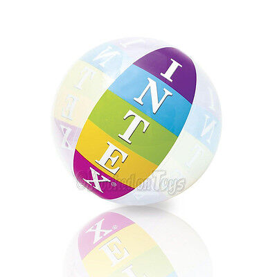 "Intex 36"" Inflatable Beach Ball Pool Water Toy - 59060"
