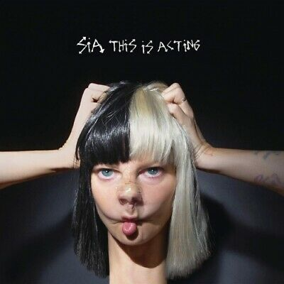 SIA This Is Acting 2x LP NEW VINYL Monkey Puzzle Adele Rihanna Katy Perry Shakir