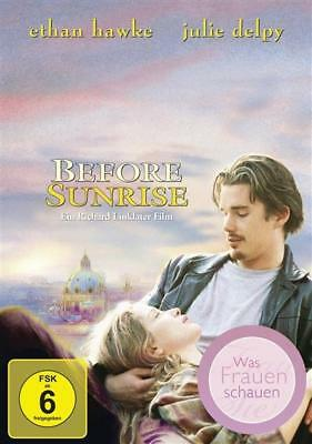Before Sunrise - Ethan Hawke  DVD/NEU/OVP