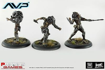 AVP: Alien vs Predator The Hunt Begins | Predators Expansion Pack | DE