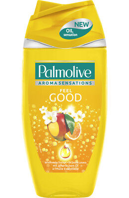 3 x 250ml Palmolive Dusch Aroma Sensations Feel Good