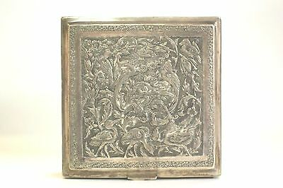 Persian Silver Box 172 Grams
