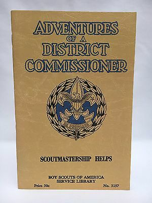 Adventures of a District Commissioner (Boy Scouts of America Service Library)