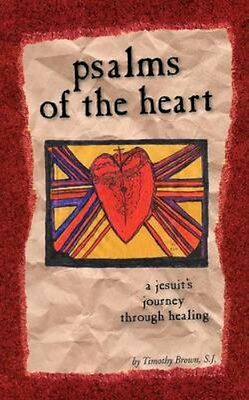 NEW Psalms Of The Heart by S.J. Timothy Brown BOOK (Paperback / softback)