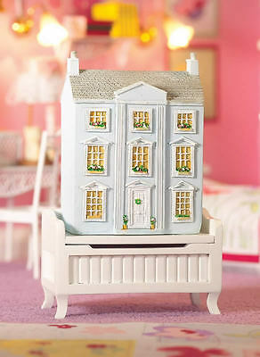 The Classical Miniature Doll's House, Miniature Accessory, Doll House, House