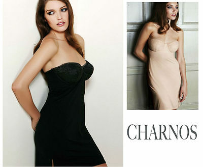 Charnos Superfit Multiway Underwired Bra Sized Slip Dress SU0160 New Shapewear