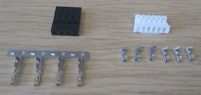 3D Printer Stepper Motor Connector Set - Nema17 Nema14 Nema 14 17