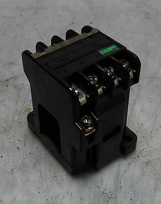 Used 110V Coil WARRANTY 3a1b SRCa3631-0//X Fuji Electric Magnetic Contactor