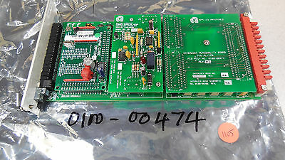0100-00474, Applied Materials, PCB ASSEMBLY, PERSONALITY BOARD, PVD AL