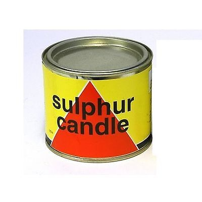 Battles Sulphur Candle - 225g Can