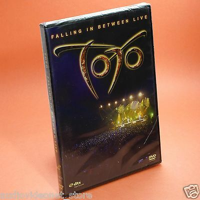 Toto Falling In Between Live Dvd