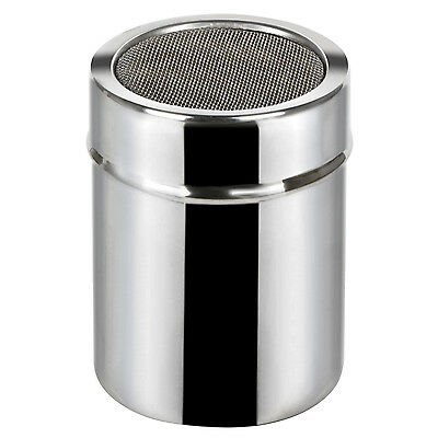Stainless Steel Fine Flour Icing Cocoa Spice Powder Sifter Shaker - By TRIXES