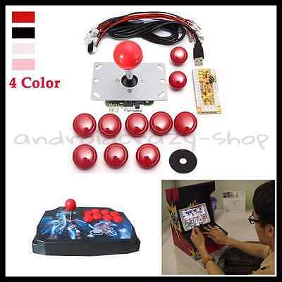 Arcade Set Kits Replacement Parts Joystick and Buttons reemplazo botones game