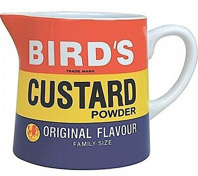 Bird's Custard 750ml Ceramic Jug