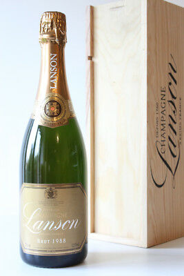 Champagne Lanson Collection 1988