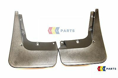 Bmw Genuine New E60 Lci (2007-2010) 5 Series Mud Flaps Set Pair Rear 0151586